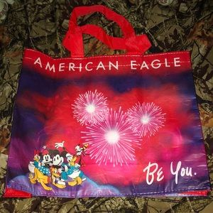 new limited edition american eagle bag L